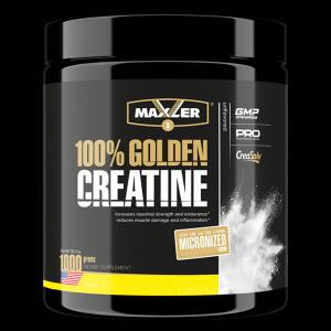 Maxler 100% Golden Micronized Creatine 1000 г