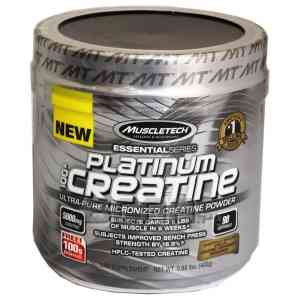 MuscleTech Platinum Creatine 400gr.