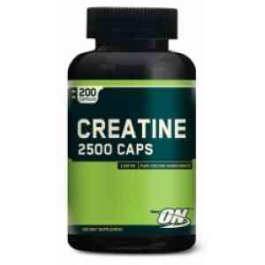 Optimum Nutrition Creatine 2500 200caps