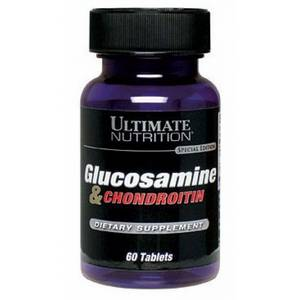 Ultimate Nutrition Glucosamine & Chondroitin 60 таб