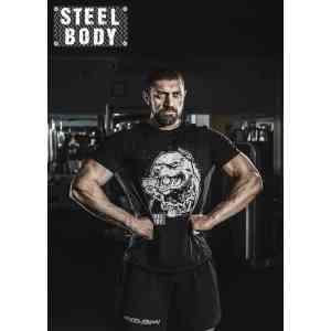 Steel Body Футболка «Питбуль»