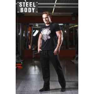"Steel Body Футболка ""Череп"""