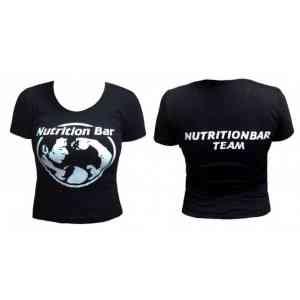 Футболка NutritionBar Классика женская