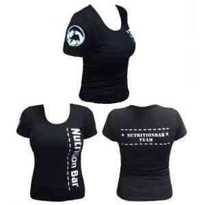 Футболка NutritionBar женская