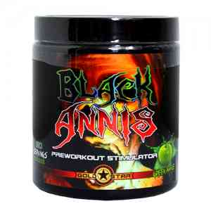 Gold Star Black Annis Extreme 50 serv