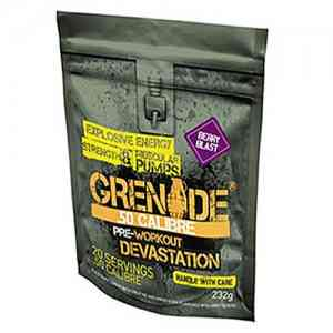 Grenade .50 Calibre 20 Servings