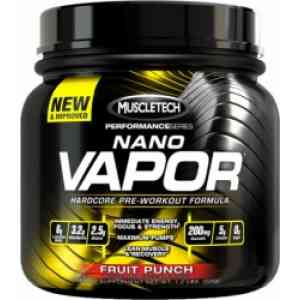 MuscleTech Nano VAPOR Performance Series 1,23lb