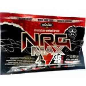 MAXLER NRG MAX 46 гр (2 порции)