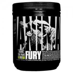 Animal Fury 330gr