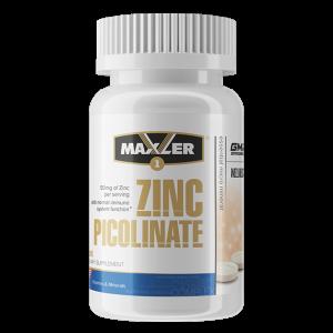 Maxler Zinc Picolinate 50 mg 60 таб