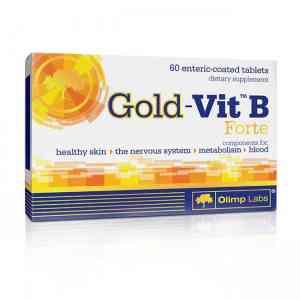 OLIMP Labs Gold-Vit B Forte 60 таблеток