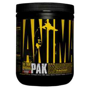 Animal Pak Powder orange 388г