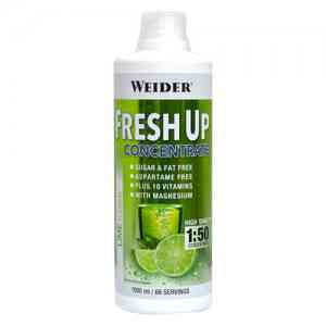 Weider Fresh Up 1L