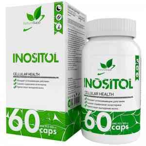 NaturalSupp Inositol 60 caps.
